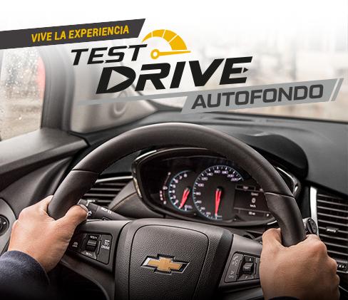 Test Drive Autofondo